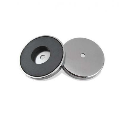 Round Cup Pot Magnet,Round Base Magnet Assembly